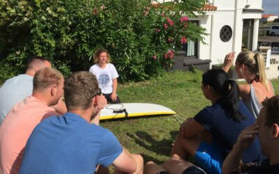 Single Fin Hotel Surflife surf lessons
